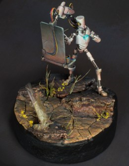 Arthur from Contrast Miniatures by Matt DiPIetro