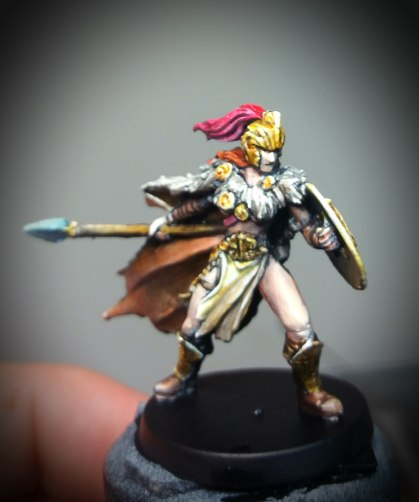 Blood Rage Valkyria