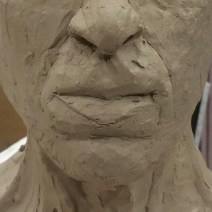 finished? Sculpting the lips