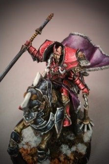 Painted in the Tabletop Sketch Style by Matt DiPietro Contrast Miniatures