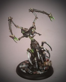 Painted by Matt DiPietro Contrast Miniatures Display Quality
