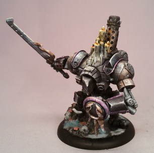 Converted and Painted in the Tabletop Sketch Style by Matt DiPietro Contrast Miniatures