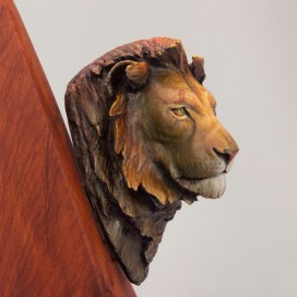Be a Lion_Fine art Quality_2016_by Matt DiPietro_Contrast Miniatures (3)