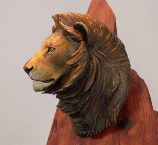 Be a Lion_Fine art Quality_2016_by Matt DiPietro_Contrast Miniatures (5)