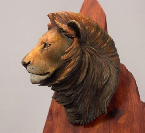 Be a Lion_Fine art Quality_2016_by Matt DiPietro_Contrast Miniatures (5)