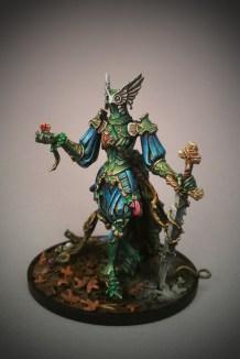 Green Flower Knight 2016_by Matt DiPietro10