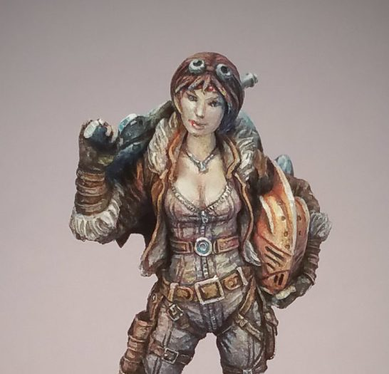 Jet Girl_Display Quality_2016_by Matt DiPietro_Contrast Miniatures (5)