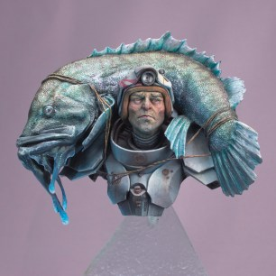 Ice Fisher Titan_Fine Art Miniature_2017_by Matt DiPietro_Contrast Miniatures01-2048