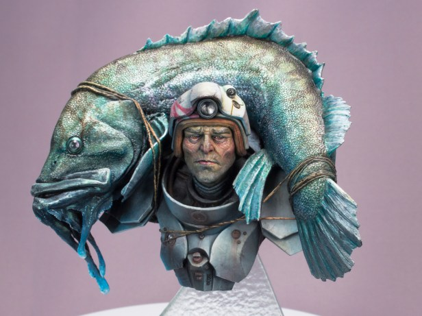 Ice Fisher Titan_Fine Art Miniature_2017_by Matt DiPietro_Contrast Miniatures14-2048