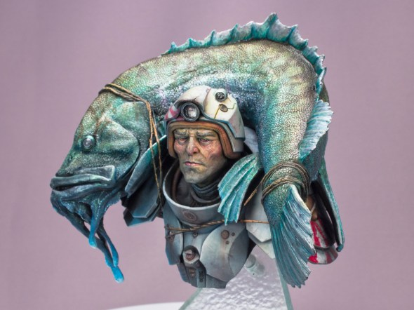 Ice Fisher Titan_Fine Art Miniature_2017_by Matt DiPietro_Contrast Miniatures15-2048