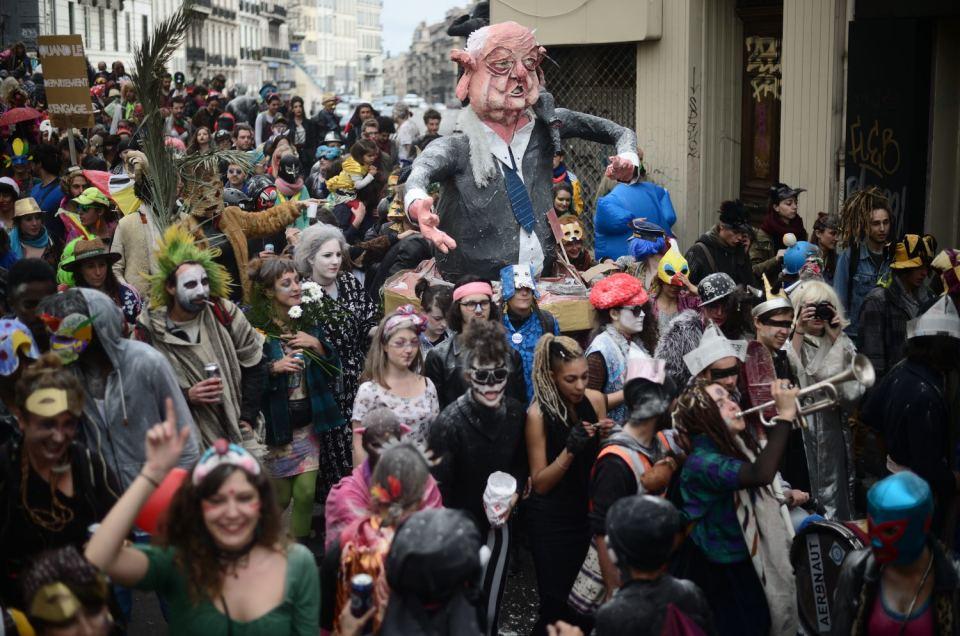 Carnaval de la Plaine. 1720 – 2017