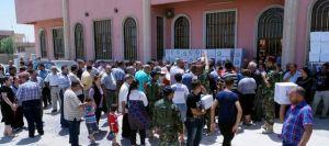 Qaraqosh, plus grande ville chrétienne d'Irak, aux mains des djihadistes