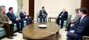 syria-s-president-bashar-al-assad-meets-with-a-french-delegation-headed-by-senate-member-head-of-the-senate-s-french-syrian-friendship-committee-jean-pierre-vial-in-damascus_5251983