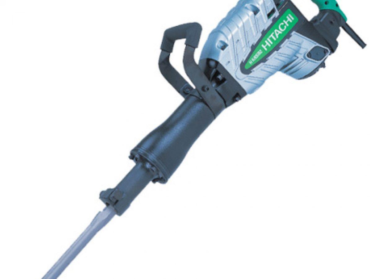 hikoki h65 jack hammer