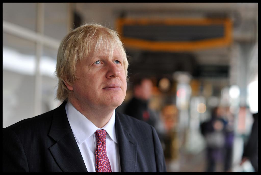 Boris Johnson (crédits BackBoris2012 Campaign Team, licence Creative Commons)