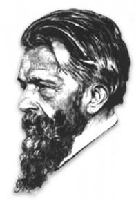 Carl Menger (Image libre de droits)