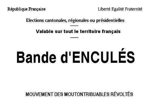 Bulletin de vote