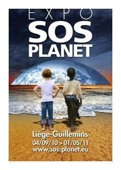 Exposition SOS Planet Liege