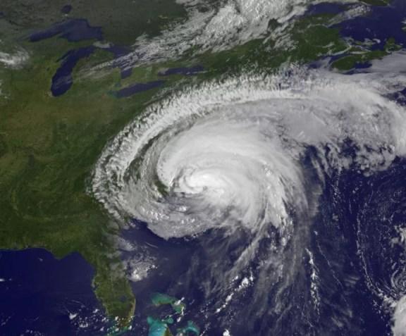 Ouragan Irene