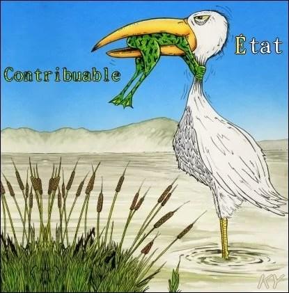 contribuable etat