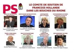PS : le comité de soutien Bouches Du Rhônes