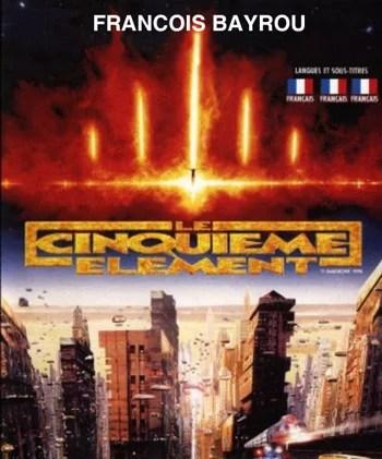 Bayrou, le 5eme élément