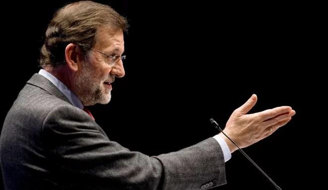 Mariano Rajoy (Crédits Partido Popular de Cantabria, licence Creative Commons)