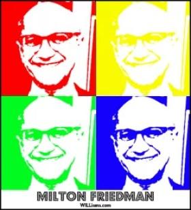 Milton Friedman 4x4