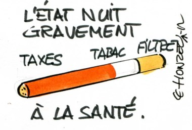 Cigarette taxes (Crédits : René Le Honzec/Contrepoints.org, licence Creative Commons)