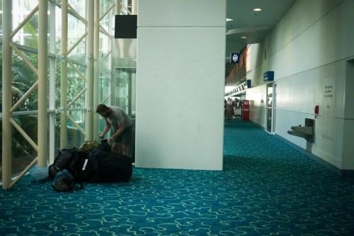 Aéroport de Cairns