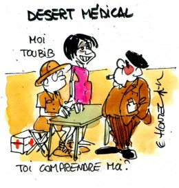imgscan contrepoints 2239 désert médical