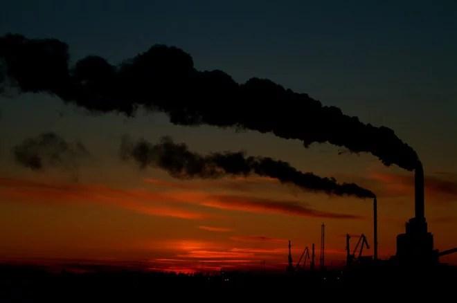 Réchauffement climatique (Crédits Mikael Miettinen, licence CC-BY 2.0), via Flickr.