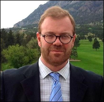 Damien Theillier, président de l'Institut Coppet