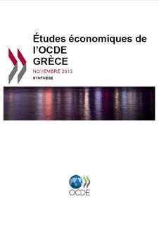 Études économiques OCDE Grèce 2013