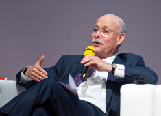 Jeremy Rifkin (crédits Oesterreichs Energie licence Creative Commons)