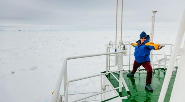 Expédition Antarctique Australienne 6