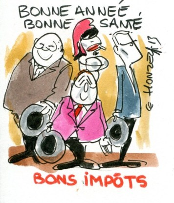 imgscan contrepoints 2013-2531 voeux Hollande