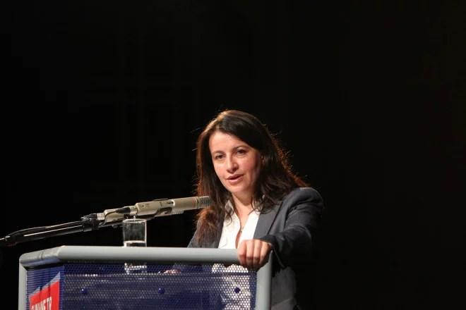Cécile Duflot (Crédits Parti Socialiste, licence Creative Commons)