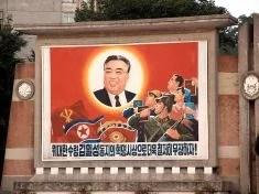 Propagande en Corée du Nord (Crédits stngiam, licence Creative Commons)