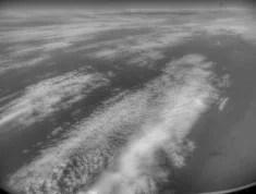 Nuages dans le ciel des Açores (Crédits : Ian Halsey, licence Creative Commons)