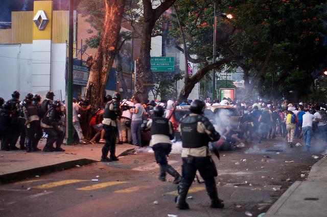 Venezuela manifestations CC AndresAzp