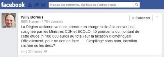 facebook borsus