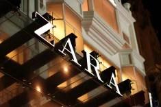 Un magasin Zara (Crédits Phillip Gao licence Creative Commons)