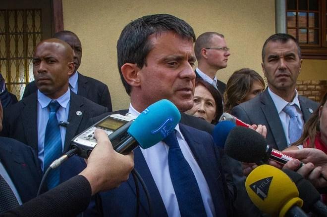 Manuel Valls en août 2013 (Crédits : Claude Truong-Ngoc, licence CC-BY-SA 3.0), via Wikimedia.