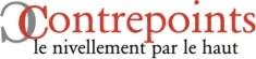 Logo Contrepoints (Tous droits réservés)