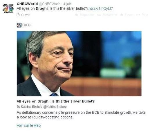 Draghi Twitter