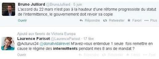 Julliard Parisot Twitter