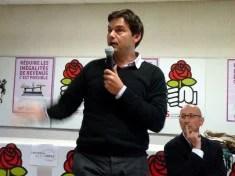Thomas Piketty (Crédits : PS du Loiret, licence Creative Commons)