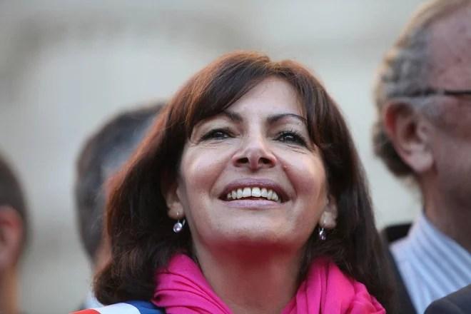 Anne Hidalgo (crédits Philippe Grangeaud-Parti Socialiste, licence Creative Commons)