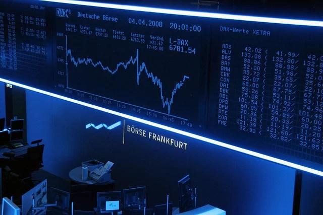 Bourse de Francfort (Crédits Travel Aficionado, licence Creative Commons)
